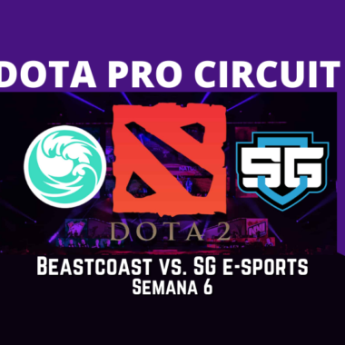 Apostar en Dota - Beastcoast vs SG e-sports