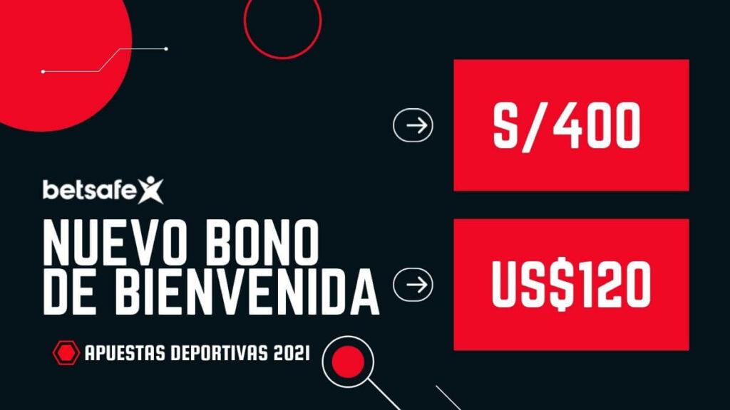 Bono de Bienvenida Betsafe 2021