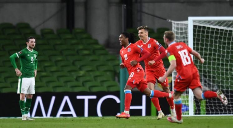 Betsafe Perú Irlanda vs. Luxemburgo