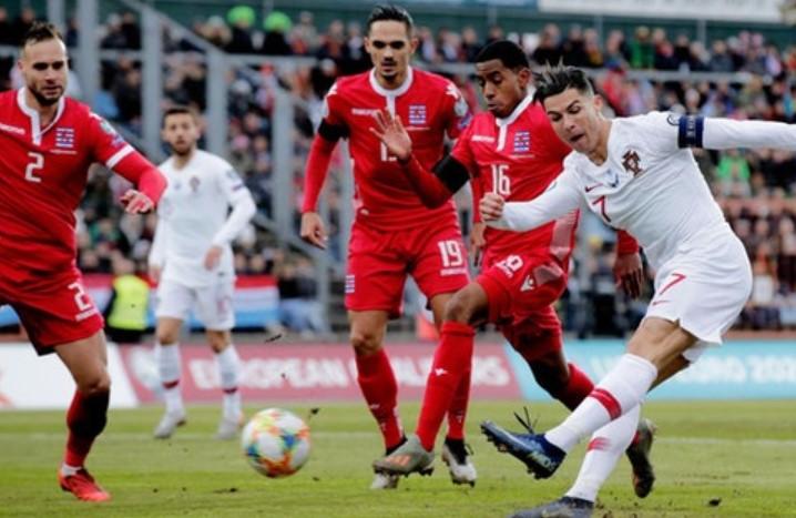 Betsafe Perú y Montenegro frente a Letonia