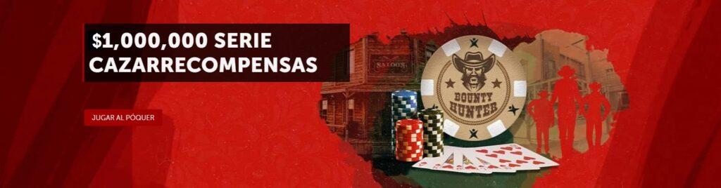 cazarrecompensas póker online