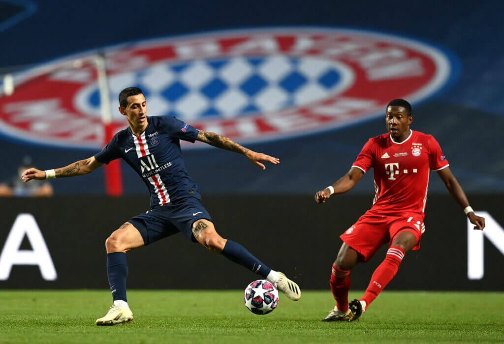 betsafe Bayern Munich  vs Paris Saint Germain
