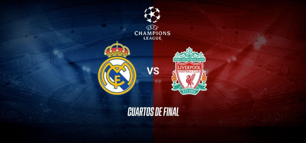 betsafe Real Madrid vs Liverpool