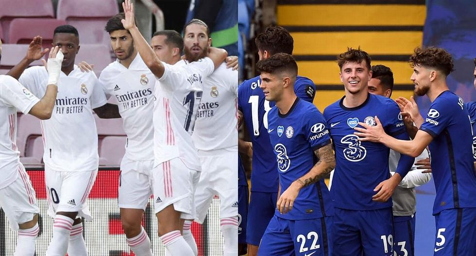 Betsafe Perú Real Madrid vs Chelsea