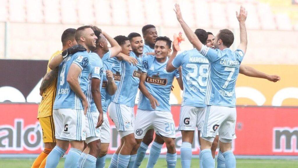Betsafe Perú Racing vs Sporting Cristal