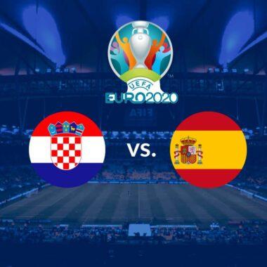 Croacia vs. España