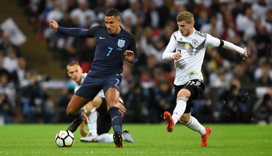 Betsafe Peru: Inglaterra vs Alemania
