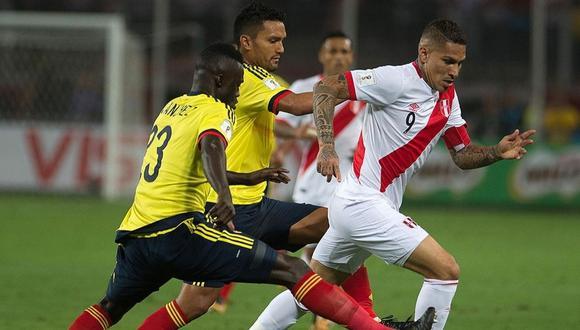 apostar peru vs colombia
