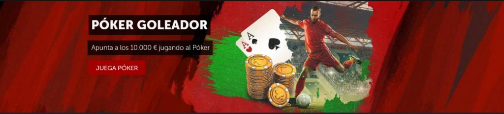 poker goleador poker online