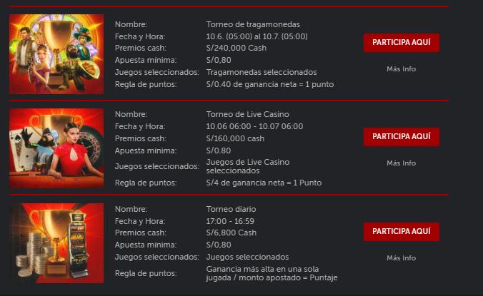 calendario de torneos regalones