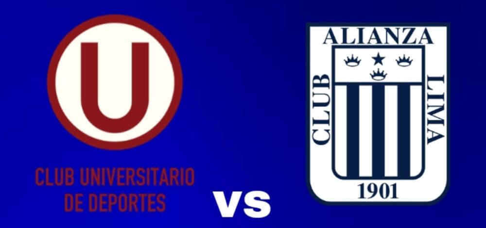 Universitario vs Alianza Lima