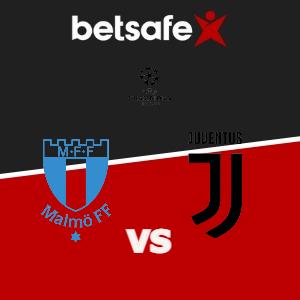 Betsafe Malmo vs Juventus