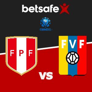 Betsafe Perú vs Venezuela