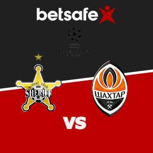 Betsafe Sheriff Shakhtar Champions League 4